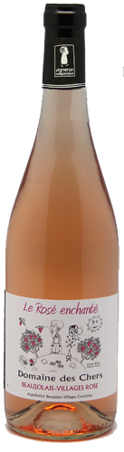 Le Rosé Enchanté - 2016 - Bouteille 75cl