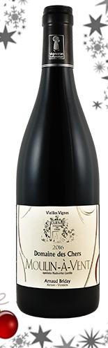 AOC Moulin à Vent vieilles vignes - 2016 - Bouteille 75cl