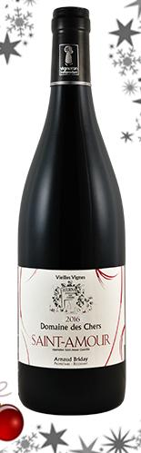 AOC Saint Amour vieilles vignes - 2016 - Bouteille 75cl