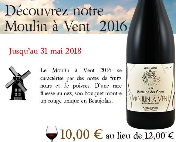 Moulin a vent vieilles vignes 2016