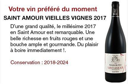 vin préféré du mois vin rouge