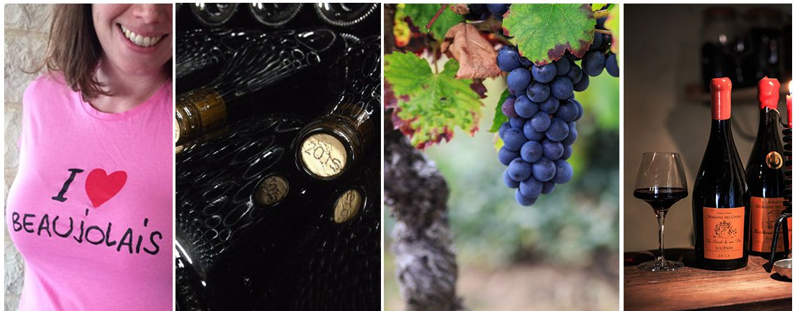 Juliénas vieilles vignes, saint-amour, moulin à vent