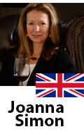 Joanna Simon UK Wine and Food
