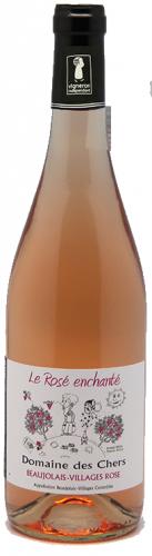 Le Rosé Enchanté 2018 - Bouteille 75cl