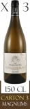 Bourgogne Blanc - 2018 - Bouteille 150 cl