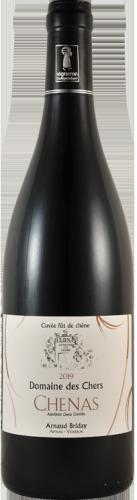 AOC Chénas fût de chêne - 2019 - bouteille 75 cl