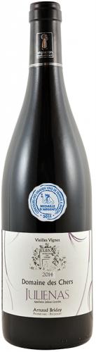 AOC Juliénas vieilles vignes - 2014 - Bouteille 75cl
