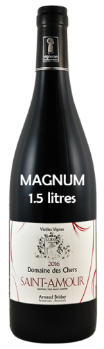 AOC Saint Amour vieilles vignes - 2018 - Bouteille 150cl