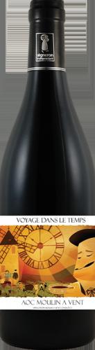 Voyage dans le temps AOC Moulin à Vent - 2018 - Bouteille 75cl
