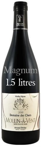 AOC Moulin à Vent vieilles vignes - 2018 - Bouteille 150 cl